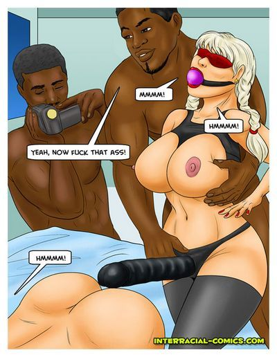 Interracial Comics tube